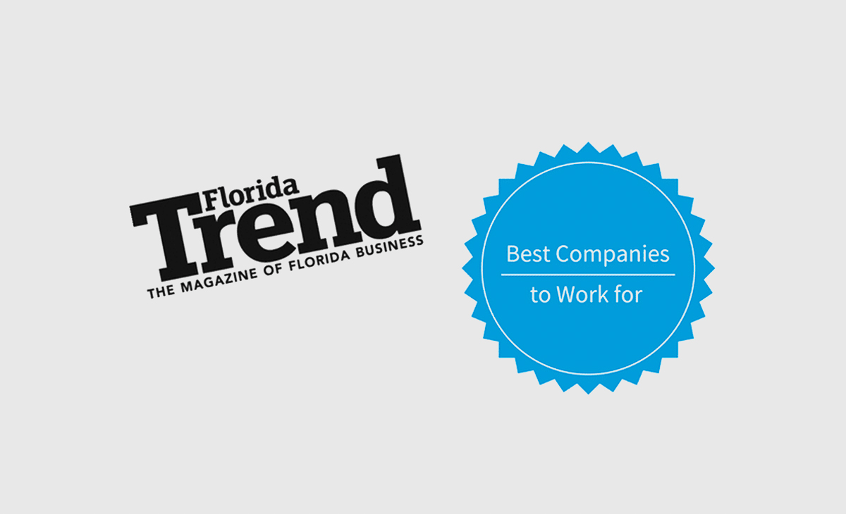PRESS RELEASE: Crippen Named One of Florida's Best Companies to Work For